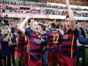 Bóng đá - Barca: Cú penalty kinh điển và top 10 bàn đẹp nhất mùa