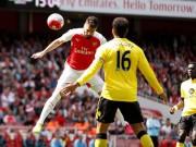 Bóng đá - Arsenal - Aston Villa: Người hùng nước Pháp
