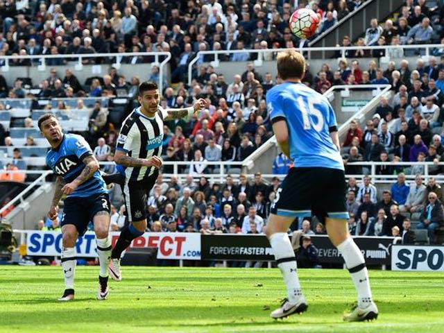 Video đầy đủ trận Newcastle - Tottenham vòng 38 NHA