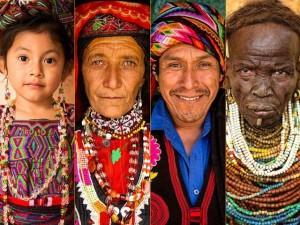 Du lịch - Ngắm khuôn mặt người ở những bộ lạc tận cùng thế giới