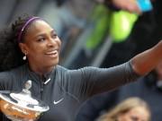 """Thể thao - Tennis 24/7: Serena """"giải hạn"""" sau 9 tháng"""