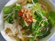 Ẩm thực - Thanh tao bún chay xứ Huế