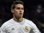 Bóng đá - 60 triệu bảng, Real sẵn sàng bán James cho MU