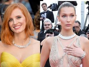 Thời trang - Loạt trang sức xa xỉ đổ bộ thảm đỏ LHP Cannes 2016