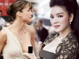 """Thời trang - 14 sự cố váy áo """"để đời"""" của mỹ nữ ở LHP Cannes"""