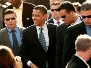 """Thế giới - 3 lớp bảo vệ """"không thể xuyên phá"""" của Tổng thống Obama"""