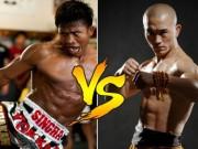 """Thể thao - """"Hoàng tử Muay Thái"""" tái đấu """"Đệ nhất Thiếu Lâm"""""""