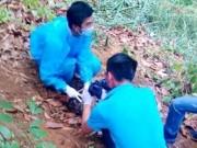 Tin tức trong ngày - Phát hiện xác người trơ xương trên đèo Chuối
