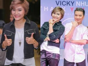 Mr. Đàm tự hào về trò cưng Vicky Nhung