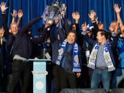 Bóng đá - Tỷ phú Thái Lan tăng lương gấp đôi cho toàn đội Leicester City