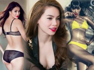 Thời trang - 24 khoảnh khắc sexy của Hà Hồ, Phạm Hương, Lan Khuê