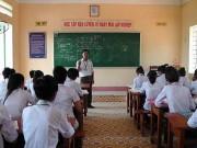 Giáo dục - du học - Đến năm 2020, Việt Nam thừa trên 70.000 giáo viên