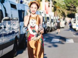Phim - Angela Phương Trinh gây chú ý trên thảm đỏ Cannes