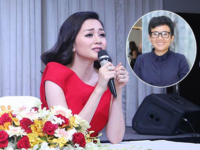 Thiều Bảo Trang mong khán giả thôi bàn tán chuyện yêu Phương Uyên