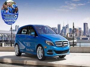 Ô tô - Xe máy - Cầu thủ Leicester City được ông chủ CLB tặng xe sang