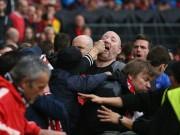 Bóng đá - CĐV Liverpool - Sevilla hỗn chiến kinh hoàng