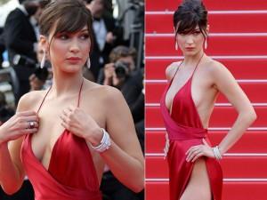 Thời trang - Xuất hiện mẫu nữ mặc bạo nhất thảm đỏ Cannes 2016