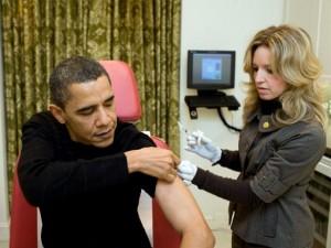 Thế giới - Người luôn kè kè Obama như hình với bóng