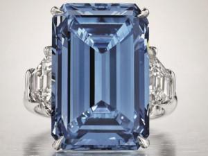 Thế giới - Viên kim cương đắt nhất thế giới giá 1,3 nghìn tỉ