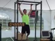 Thể thao - 17 tuổi vô địch thiên hạ nhờ lên xà 7300 lần