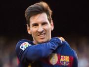 Bóng đá - Tiền đạo số 1 châu Âu: Messi dẫn đầu, CR7 đứng thứ 6