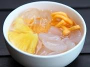 """Ẩm thực - Bật mí cách nấu chè hạt đác """"hót hòn họt"""" ở Nha Trang"""