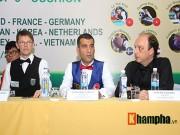 Thể thao - Bi-a: Chờ tay cơ VN bùng nổ giải 3 băng thế giới