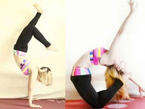 Làm đẹp - Bí quyết da đẹp, dáng thon của tín đồ yoga Biên Hòa