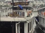 """Tin tức trong ngày - Đình chỉ đội tàu du lịch """"chặt chém"""" trên vịnh Hạ Long"""