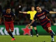 Bóng đá - Cúp nhà Vua: Gặp Messi, Sevilla xác định thủng lưới