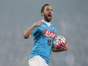 Bóng đá - Higuain tung người như tranh vẽ đẹp nhất V38 Serie A