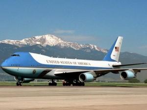 Thế giới - Không lực Một - máy bay duy nhất chịu được bom hạt nhân