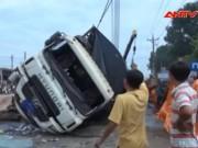 Tai nạn giao thông - Bản tin an toàn giao thông ngày 20.5.2016