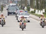 Tin tức trong ngày - Lịch phân làn đường Hà Nội dịp đón Tổng thống Obama