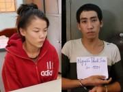 Video An ninh - Cặp tình nhân 9X 12 lần cướp giật lấy tiền chơi ma túy