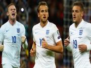 Bóng đá - Cơn đau đầu dễ chịu của ĐT Anh ở Euro