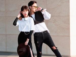 Thời trang - Bạn trẻ Sài thành diện jeans rách đồng loạt xuống phố