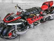 """"""" Rết chúa """"  Maserati LM847  """" xài """"  động cơ mạnh như siêu xe"""