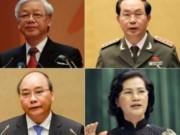 Tin tức trong ngày - Các lãnh đạo cấp cao hứa gì nếu trúng cử ĐBQH?