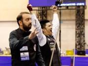 Thể thao - Bi-a: Cơ thủ VN xuất thần vào bán kết giải 3 băng thế giới