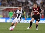 """Bóng đá - Juventus - AC Milan: """"Nhát kiếm"""" chí tử"""