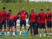 """Bóng đá - Euro 2016: Tuyển Anh viết sử bằng """"sư tử trẻ"""""""