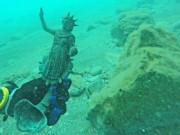 Tìm thấy kho báu La Mã 1.600 năm dưới đáy biển