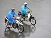Tin tức trong ngày - Đầu tuần, cả nước có mưa dông