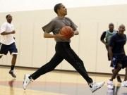Thể thao - Obama: Vị Tổng thống suýt trở thành VĐV bóng rổ