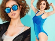Thời trang - Jennifer Phạm khoe đường cong khó tin với áo tắm