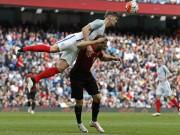 Bóng đá - ĐT Anh: 1 bàn thua, 6 sai lầm