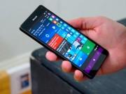 Công nghệ thông tin - Windows 10 mobile có tính năng gõ 2 lần để mở màn hình