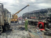 Vụ tai nạn 12 người chết: Chiếc xe máy  bí ẩn  ở hiện trường