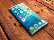 Dế sắp ra lò - iPhone sẽ trang bị màn hình OLED uốn cong vào năm 2018